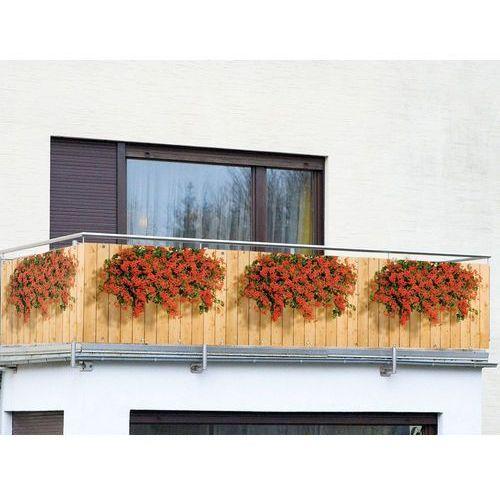 Osłona balkonowa kwiaty - 500 x 85 cm, marki Wenko