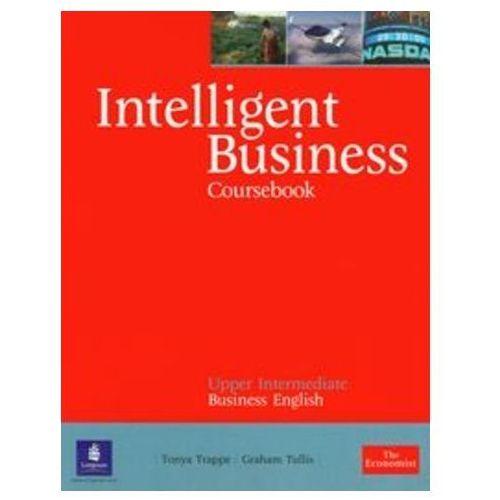 Intelligent Business Upper Intermediate - Coursebook [Książka Ucznia ] (176 str.)