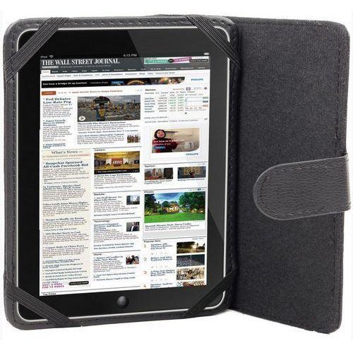 Etui GEMBIRD do iPad 9.7 cali TA-PC97-001 Czarny, kolor czarny
