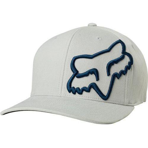 czapka z daszkiem FOX - Clouded Flexfit Hat Htr Gry (040) rozmiar: S/M