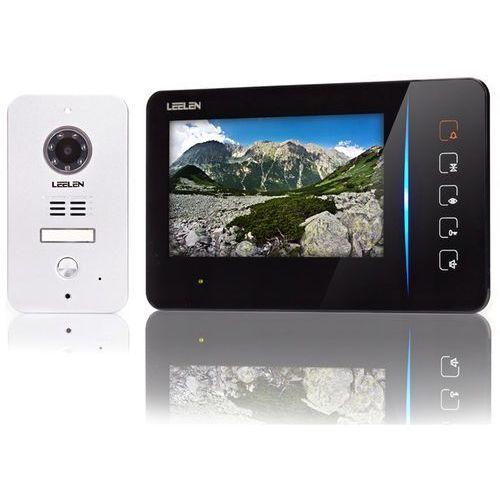 Leelen technology Wideodomofon leelen 7cali n60/no15p/din