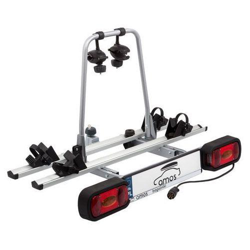 Amos Platforma bagażnik rowerowy giro 2 rowery 13 pin