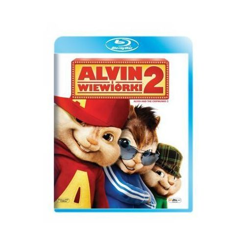 Film IMPERIAL CINEPIX Alvin i wiewiórki 2 Alvin and the Chipmunks: The Squeakquel z kategorii Filmy animowane