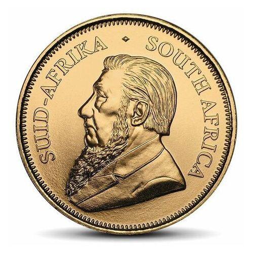 Moneta krugerrand 1 uncja złota marki Rand refinery