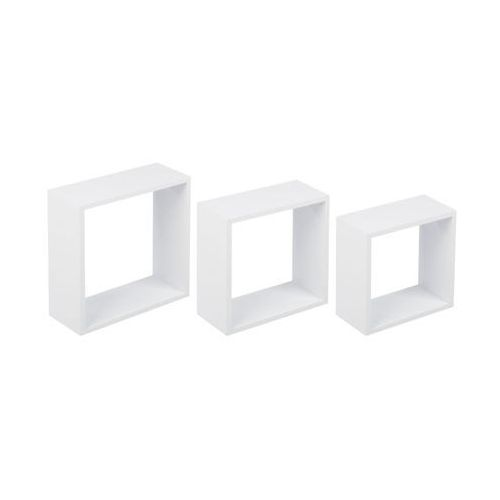 Spaceo Półka 3tc biały mat duraline