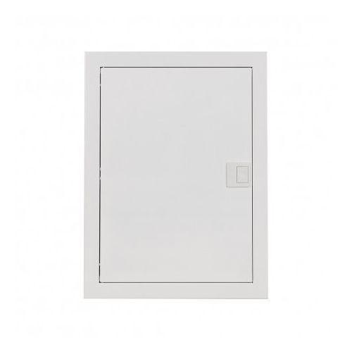 Elektro-plast nasielsk Msf rp 3/42 ip30 n+pe drzwi metalowe białe 2003-00 (5907569154302)