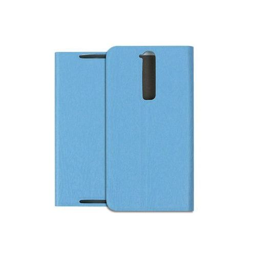 ZTE Axon Mini - pokrowiec na telefon - niebieski, ETZT352FLBKBLU000
