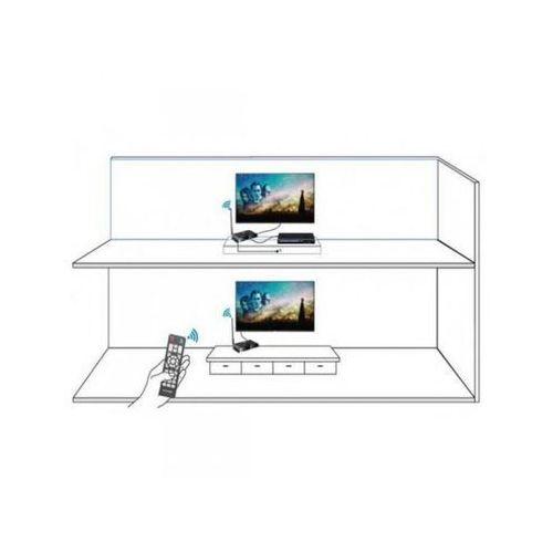 Techly Adapter av bezprzewodowy extender hdmi do 50m, fullhd 1080p, 5.8 ghz (020959) darmowy odbiór w 21 miastach!