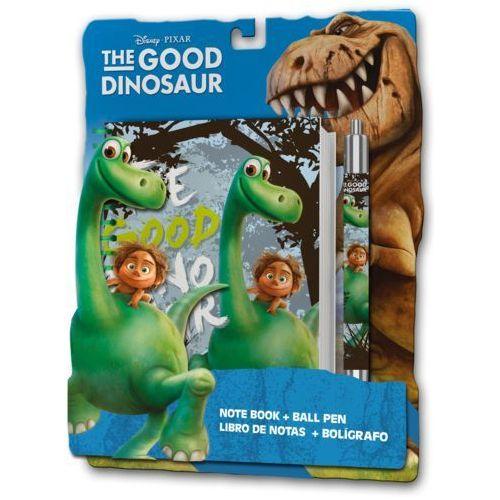 Euroswan Notes i długopis dobry dinozaur