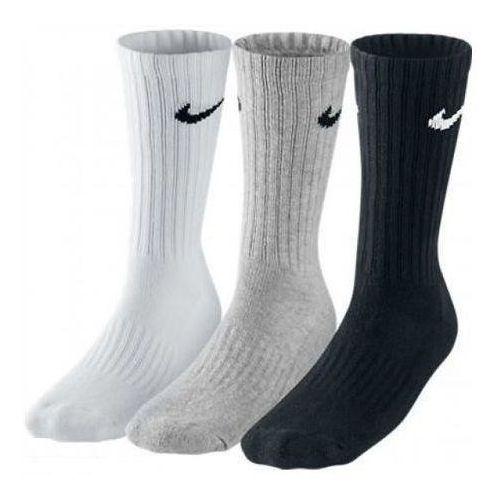 Skarpetki sportowe value cotton crew sx4508-965, Nike