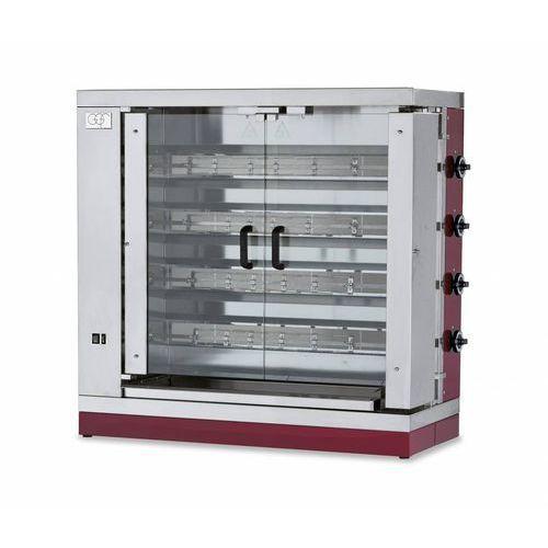 Ggf Rożen gazowy | 16-20 kurczaków | 230v | 1100x480x(h)1100mm