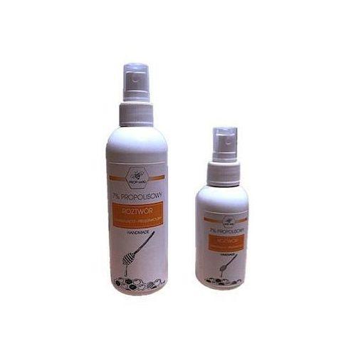 7% propolisowy roztwór odkażająco-‐pielęgnacyjny dla zwierząt 100 ml