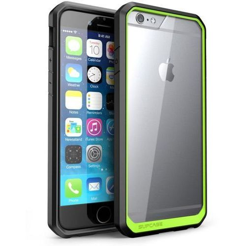 premium hybrid green / black | obudowa dla modelu apple iphone 6 plus / 6s plus marki Supcase
