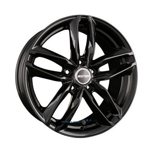GMP Italia ATOM Shiny Black Einteilig 8.50 x 19 ET 45