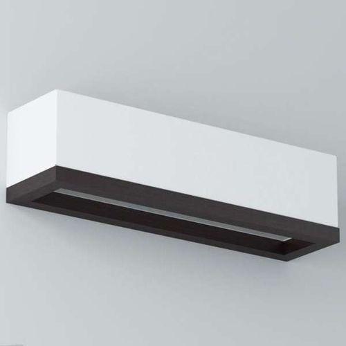Kinkiet lampa ścienna amur 1306k51e/204/kolor prostokątna oprawa belka marki Cleoni