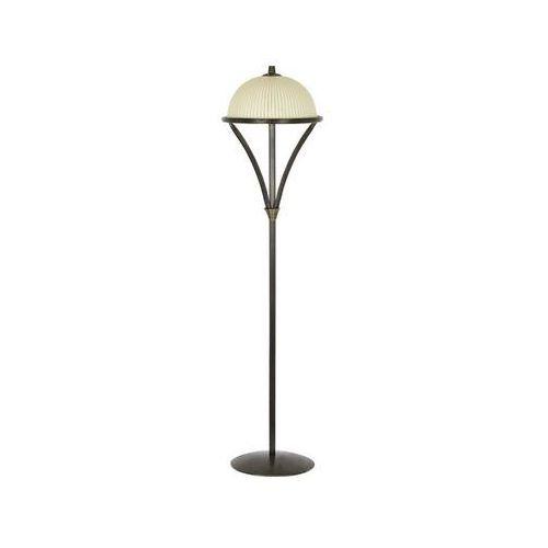 Lampa podłogowa baron 4997 i 3x60w e27 patyna marki Nowodvorski
