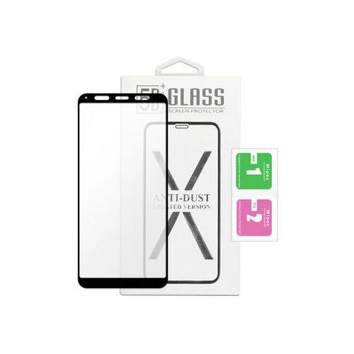 Etuo.pl - szkło Samsung galaxy a9 (2018) - szkło hartowane 5d - czarne