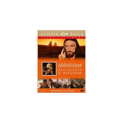 ABRAHAM. PRZYMERZE Z BOGIEM + Film DVD - ABRAHAM. PRZYMERZE Z BOGIEM + Film DVD - produkt z kategorii- Pozostałe filmy