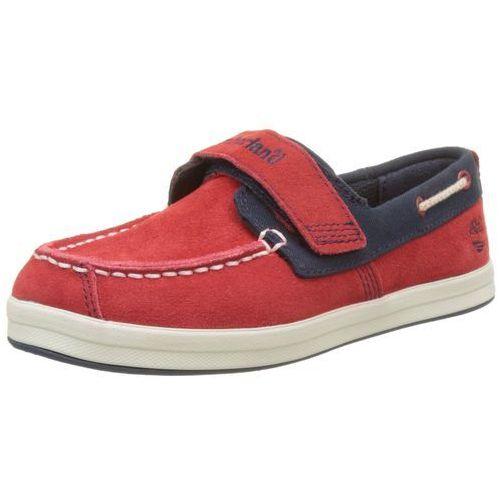 unisex dziecięce dover bay h & l boathouse wydechu red with sapphire półbuty sznurowane oxford - wielokolorowa - 38 eu marki Timberland