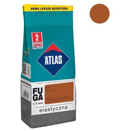Fuga cementowa 210 kakao 2 kg ATLAS, W-FU001-B0210-AT2B