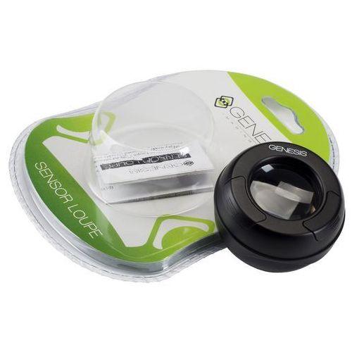 Genesis Gear lupa LED do czyszczenia matrycy
