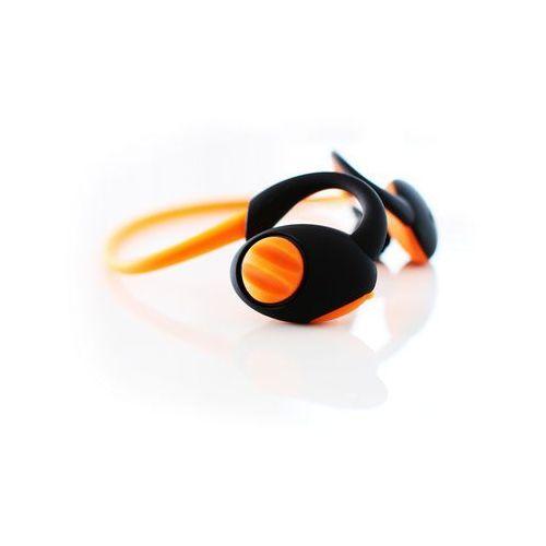 Słuchawki Boompods Sportpods enduro pomarańczowy Darmowy odbiór w 20 miastach! Raty od 7,64 zł