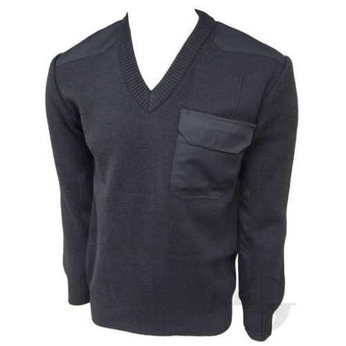 Sweter oficerski marynarki wojennej - nowy wzór marki Sortmund