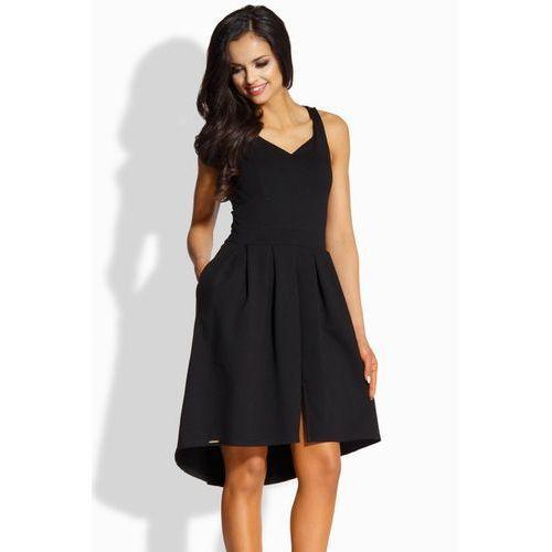 Sukienka model l210 black, Lemoniade