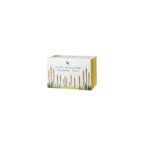 Herbata aloesowa, aloe blossom herbal tea 25 torebek marki Forever living products