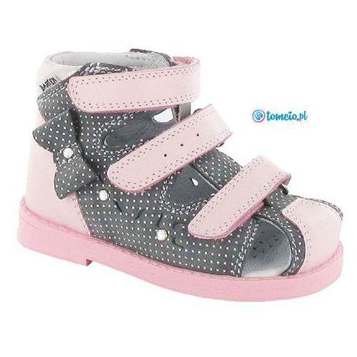 Buty profilaktyczne Bartek W-81793-8/1G7/ W-86789-8/1G7 z kategorii Sandałki dla dzieci