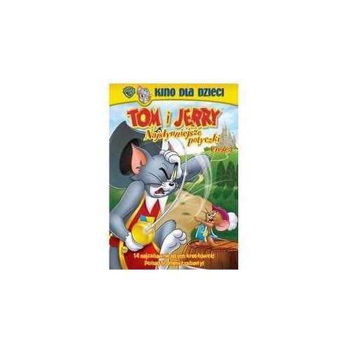 Tom i Jerry: Najsłynniejsze potyczki - część 3 (DVD) - Joseph Barbera, Hanna William (7321909253513)