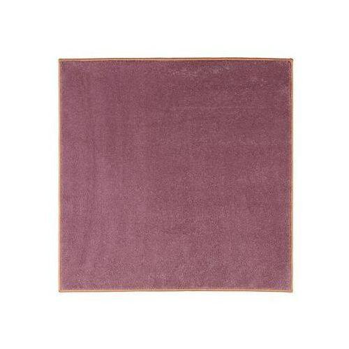 Dywan kwadratowy TATI różowy 100 x 100 cm AGNELLA