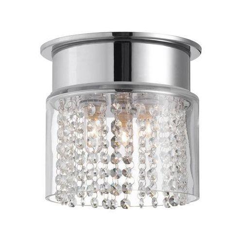 Markslojd Hjuvik 104881 plafon łazienkowy kryształowy 3x40w g9 ip44 (7330024532755)