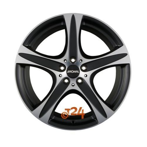 Felga aluminiowa Ronal R55 SUV 18 8,5 5x114,3 - Kup dziś, zapłać za 30 dni