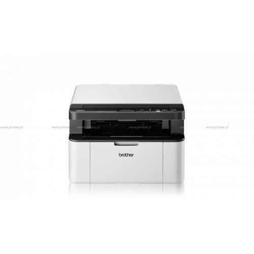 Brother DCP-1610WE - Drukarka wielofunkcyjna - czarno-biały - laser - 215.9 x 300 mm (oryginalny) - A4/Legal (nośnik) - do 20 str/min (kopiowanie) - do 20 str/min (drukowanie) - 150 arkusze - USB 2.0, Wi-Fi(n) (4977766743716)