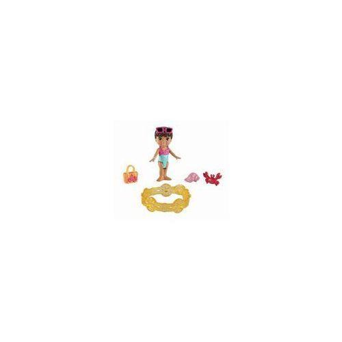Fisher price Dora bransoletka z zawieszkami (dora na plaży)