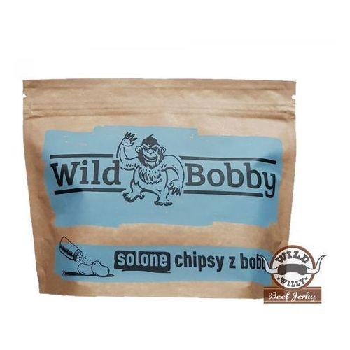 Chipsy z bobu Wild Bobby 100 g solone (5901138221006)