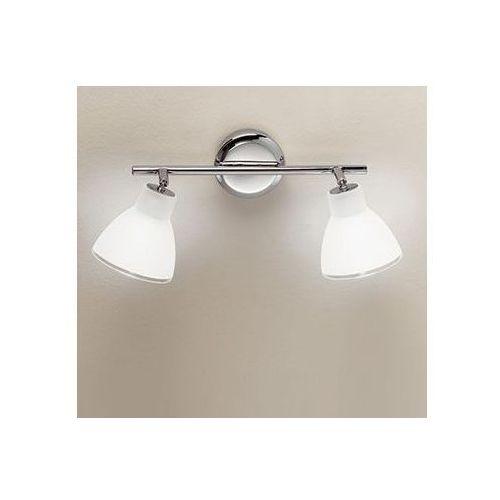 lampa sufitowa CAMPANA nikiel 2 x E14 ŻARÓWKI LED GRATIS!, LINEA LIGHT 4422