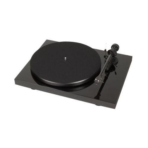 Gramofon debut carbon (dc) czarny marki Pro-ject