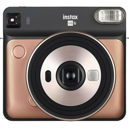 Fujifilm instax square sq6 (pąsowe złoto)