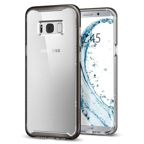 Spigen SGP Neo Hybrid Crystal Gunmetal | Obudowa ochronna dla Samsung Galaxy S8 Plus - Gunmetal