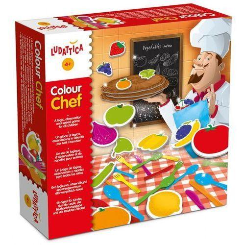 Liscianigiochi Ludattica kolorowy kucharz
