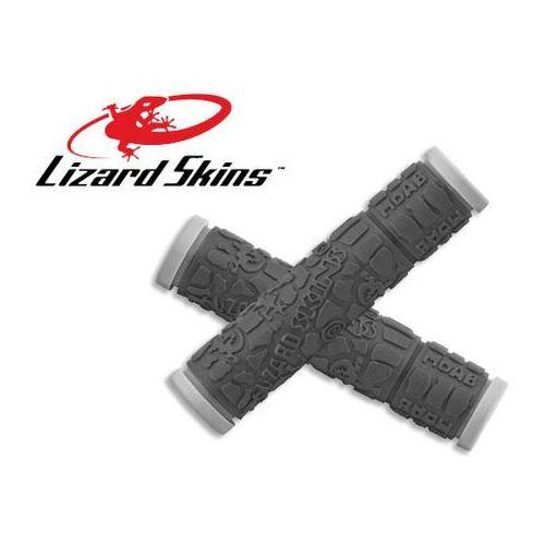 Lizard skins Lzs-dcmds300 chwyty kierownicy lizardskins moab dc 130 mm, grafitowe (6962601130026)