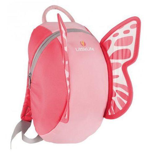 Duży plecak animal motylek 3+ marki Littlelife