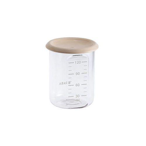 Beaba S�oiczek z hermetycznym zamkni�ciem 120 ml (nude)
