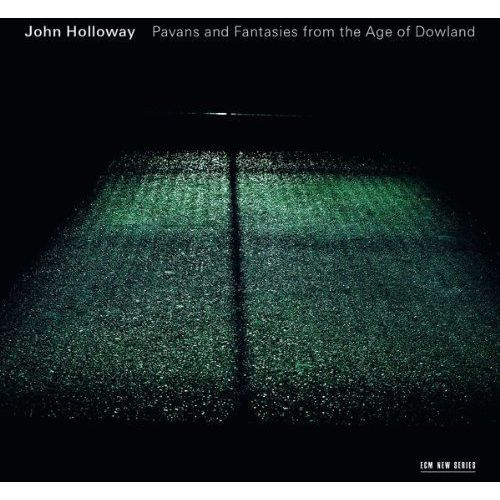 Universal music / ecm Pavans and fantasies from the age of dowland - john holloway (płyta cd) (0028948104307)