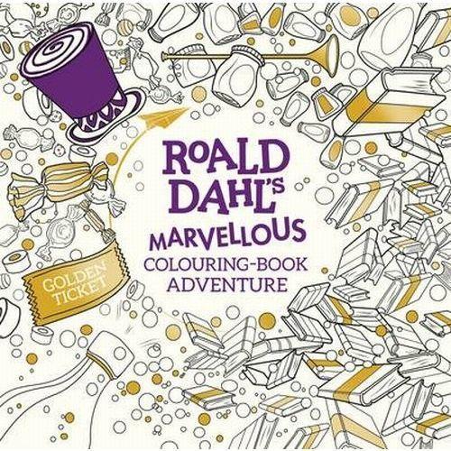 Roald Dahl: A Marvellous Colouring Book Adventure (2017)