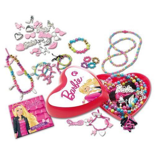 Liscianigiochi Zabawka  art&craft barbie biżuteria