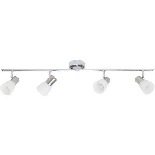 Lampa punktowa Brilliant G46132/77 E14, (DxSxW) 84 x 18 x 14 cm, stalowy (4004353185793)