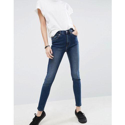 Cheap Monday Second Skin Skinny Jean - Blue z kategorii Pozostałe